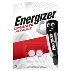 Energizer Baterie 1,5V Alkaline LR44/A76 ENERGIZER 2ks (blistr)