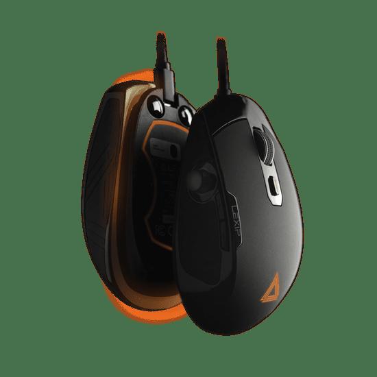 Lexip PU94 3D žični miš, US/EU verzija