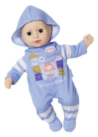 Baby Annabell Ubranko Little Baby, śpioszki z kapturem, 36 cm