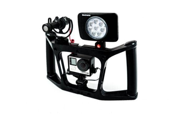 iOgrapher iOgrapher GO pro GoPro a malé kamery