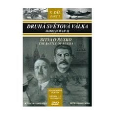 Aeronautica Militare WORLD WAR II.- Druhá světová válka 5.díl Bitva o Rusko