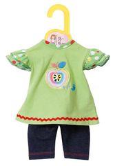Zapf Creation Dolly Moda Šatičky s legínami, 43 cm