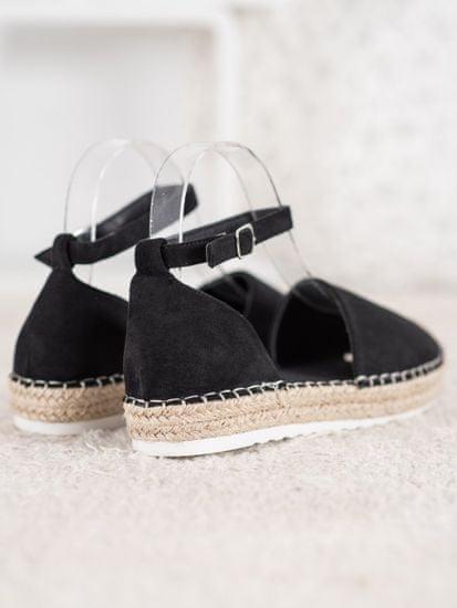 Női balerina cipő 65727 + Nőin zokni Gatta Calzino Strech
