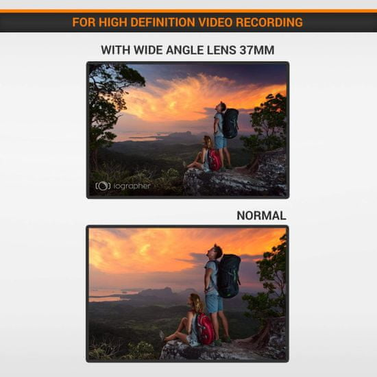 iOgrapher iOgrapherWide Angle Lens
