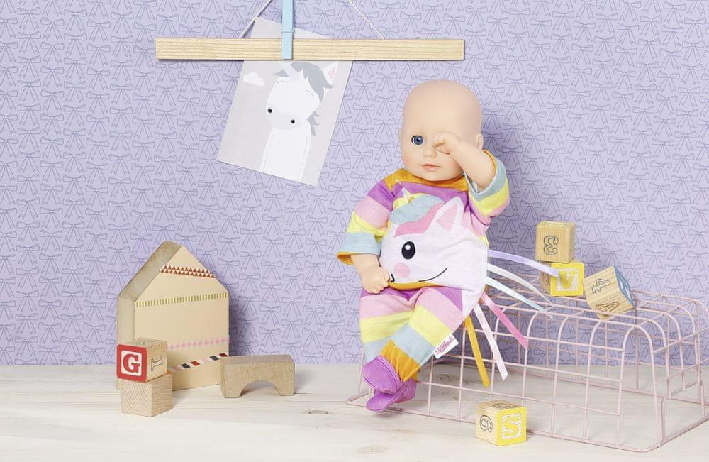 Zapf Creation Dolly Moda Dupačky s jednorožcem, 30 cm