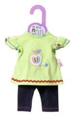Zapf Creation Dolly Moda Šatičky s legínami, 30 cm