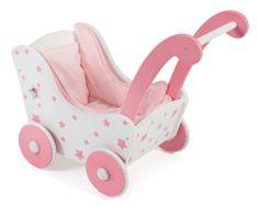 Bayer Chic leseni otroški voziček, roza