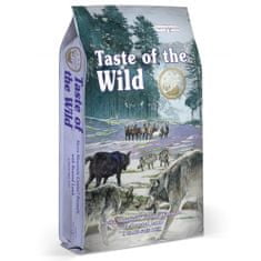Taste of the Wild Sierra Mountain Canine, 12,2 kg