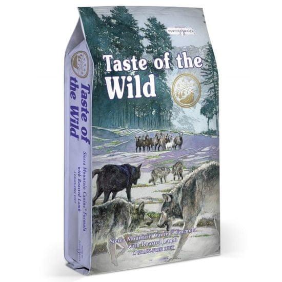 Taste of the Wild Sierra Mountain Canine hrana za pse, 12,2 kg