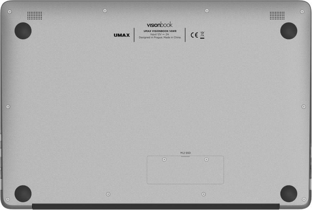 Umax VisionBook 14Wr (UMM230141) Grey