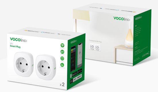 VOCOlinc Smart Adapter VP3, súprava 2 ks - rozbalené