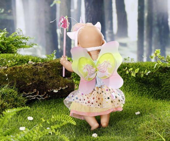 """BABY born Oblečení """"Jednorožec"""" pro panenku i pro holčičku"""