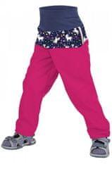 Unuo Kisgyermek softshell nadrág bélés nélkül Egyszarvú, 80 - 86, rózsaszín