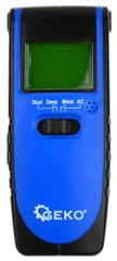 Detektor kovov, max. hĺbka dreva 38 mm, GEKO