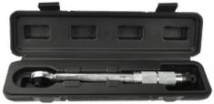 """Kľúč momentový ohybový 5-25 Nm 1/4"""", profesionálny, GEKO"""