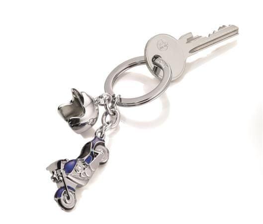 """Troika Kľúčenka """"Key crusing"""", 2 prívesky, sa SWAROVSKI® elements"""