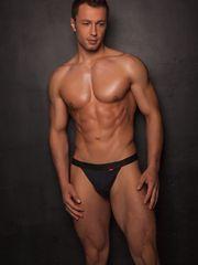 Agio Milano Agio MM763 pánské slipy Barva: černá, Velikost oblečení: 2XL