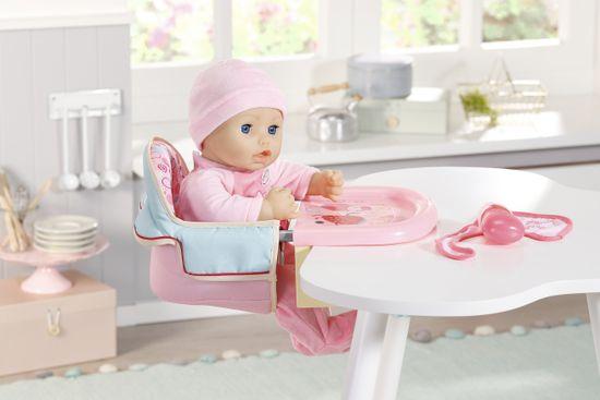 Baby Annabell Jídelní židlička s uchycením na stůl