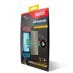 Steelplay Anti-blue Light zaščitno steklo za Switch, komplet, 9H