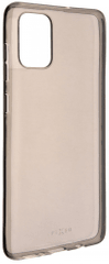 FIXED TPU gélové púzdro Slim pre Samsung Galaxy A71, 0,6 mm, dymové FIXTCSM-487