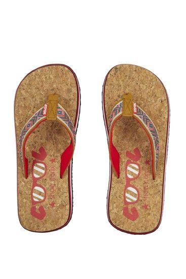 Cool Shoe ženski natikači Eve Slight Cork LTD