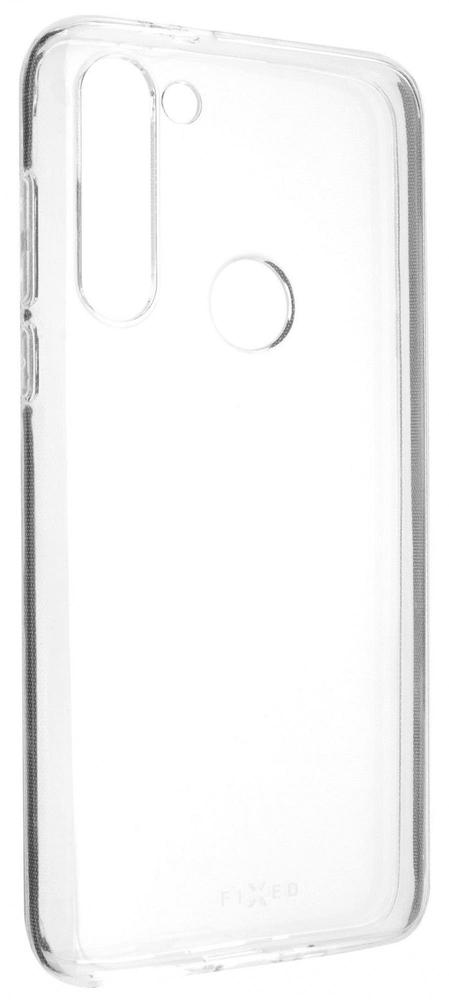 FIXED TPU gelové pouzdro pro Motorola G8 Power FIXTCC-499, čiré