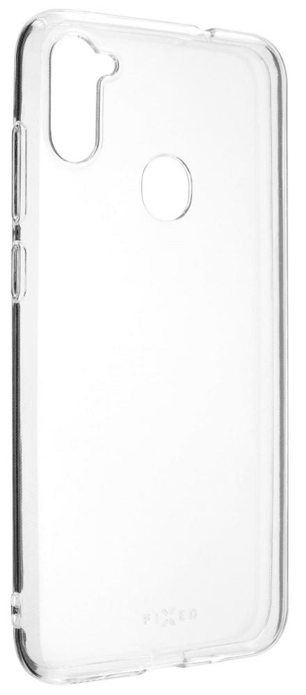 FIXED TPU gelové pouzdro pro Samsung Galaxy A11 FIXTCC-508, čiré