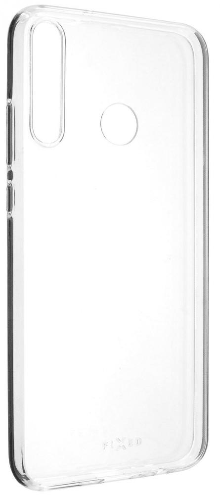 FIXED TPU gelové pouzdro pro Huawei P40 Lite e FIXTCC-509, čiré