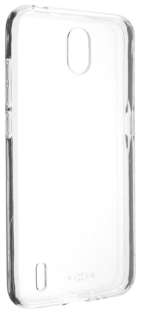 FIXED TPU gelové pouzdro pro Nokia 1.3 FIXTCC-513, čiré