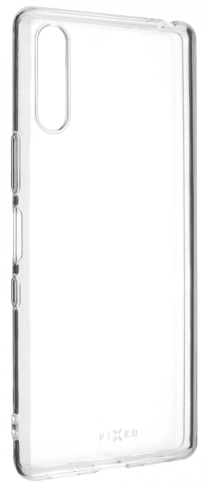 FIXED TPU gelové pouzdro pro Sony Xperia L4 FIXTCC-524, čiré