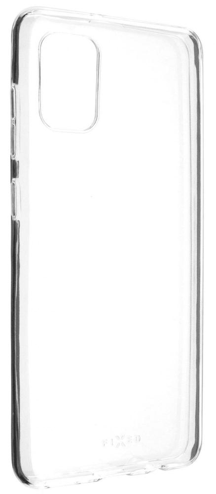 FIXED TPU gelové pouzdro pro Samsung Galaxy A31 FIXTCC-527, čiré