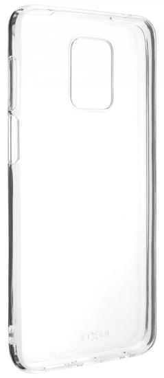 FIXED TPU gelové pouzdro pro Xiaomi Redmi Note 9 Pro FIXTCC-531, čiré