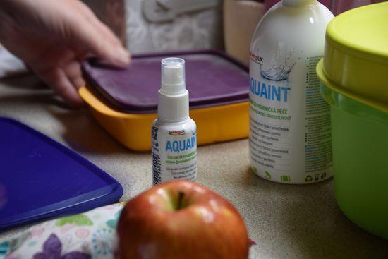 Aquaint 100 % ekologická čistiaca voda 500 ml