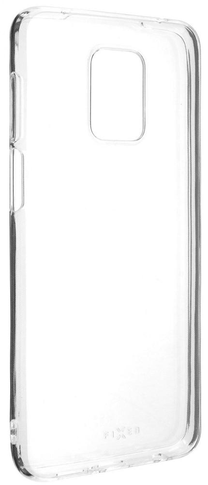 FIXED Ultratenké TPU gelové pouzdro Skin pro Xiaomi Redmi Note 9 Pro, 0,6 mm FIXTCS-531, čiré - rozbaleno