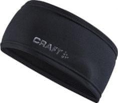 Craft Core Essence Thermal naglavni trak, črn, L/XL