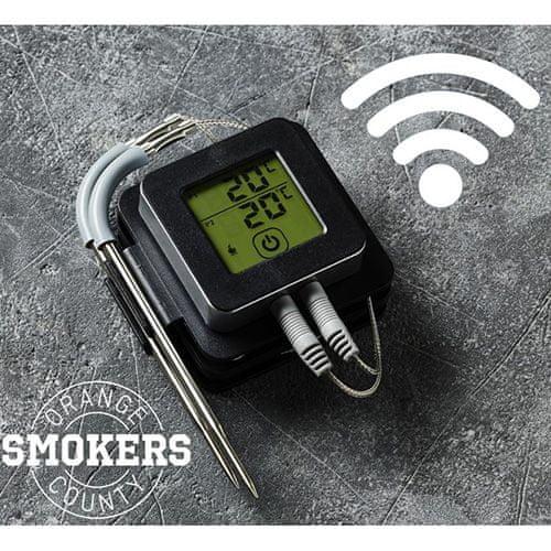 60690001 Termometr do grilla z BT, Numer magazynowy BVZ: 9205168