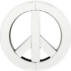 KARE Nástěnná dekorace Mirror Peace - malá