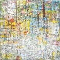 KARE Olejomalba Abstract Colore 150×150 cm