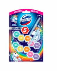 Domestos Power 5 Unicorn 2× 55 g