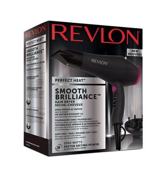 Revlon Perfect Heat Smooth Brilliance AC sušilnik las