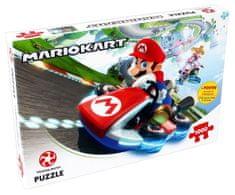Winning Moves Mario Kart Funracer 1000 dielikov