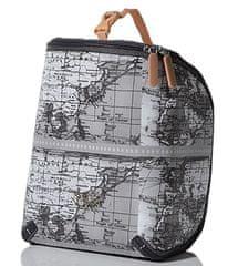 PacaPod torba termiczna - mapa mono