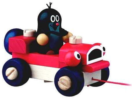 DETOA Krtko a žmurkajúce auto