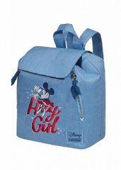 American Tourister City Backpack Disney Minnie