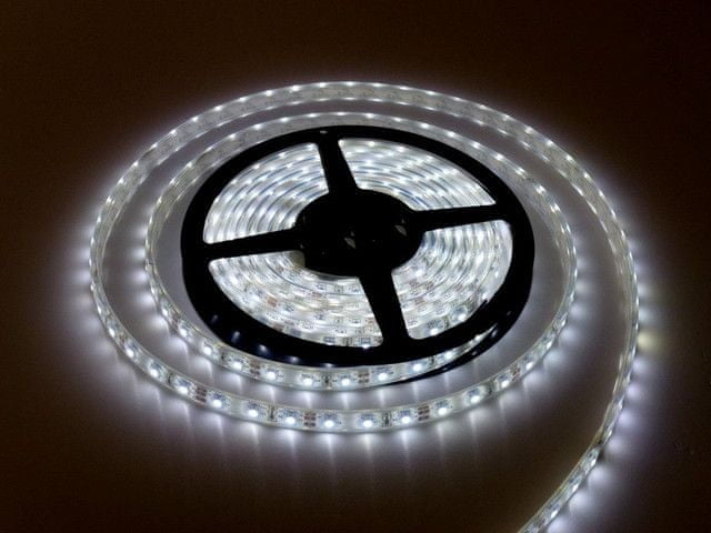 X-Site LED pásek XS-35CW202 studená bílá, délka 2m, krytí IP20, 120 LED, příkon 10W