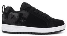 DC Fiú sportcipő Court Graffik B Shoe Bwp ADBS100207-BWP, 33, fekete