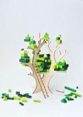 Brikkon Domček v korune stromu