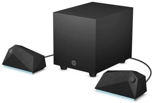 HP głośniki X1000 Gaming Speaker 2.1 (8PB07AA)