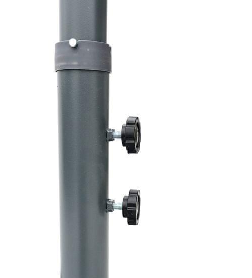 Rojaplast Napernyő 300cm EXCLUSIVE VÍZHATLAN bézs