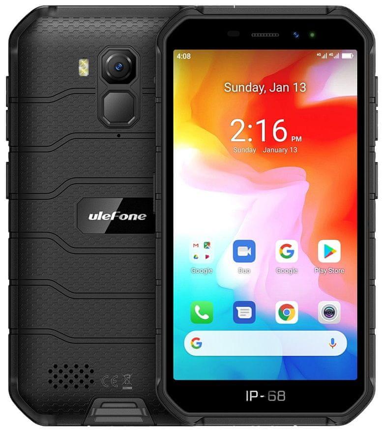Ulefone Armor X7, 2GB/16GB, Black